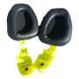 Delta 103008 Earmuffs Need use with Hard Hat