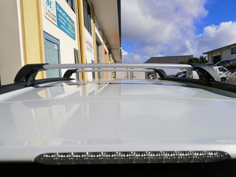 Subaru roof rack