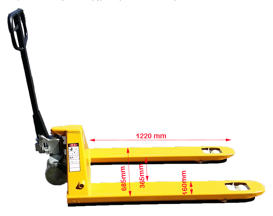 Overall Of Pallet Jack