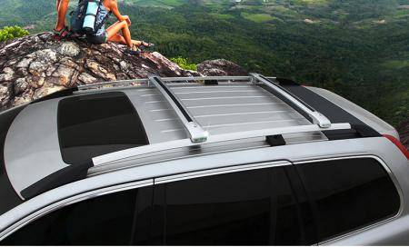 Roof Rack For Raised Side Rails