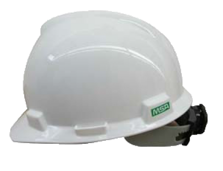 MSA V-shaped Helmet
