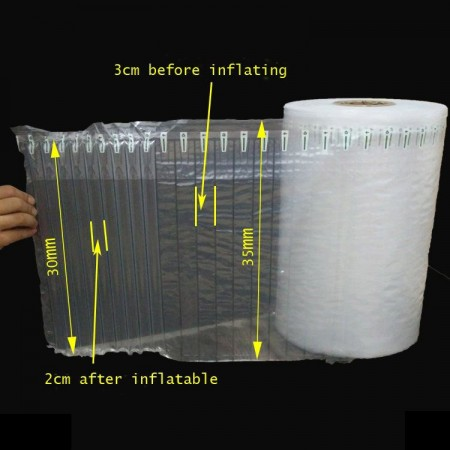 Air column coil 350mmx300m Air Bag