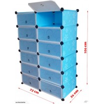 Shoe Cabinets 12 cell