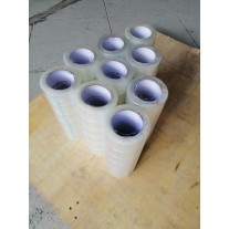 54 Rolls 48mm*100m Transparent packaging tape