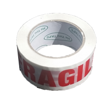 Fragile Tape 48x90 m One  Rolls | Printed Tape