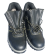 Left Side Of Safety Shoes