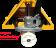 Integrated hydraulic cylinder