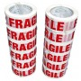 Fragile Tape 48x100 m 12 Rolls | Printed Tape