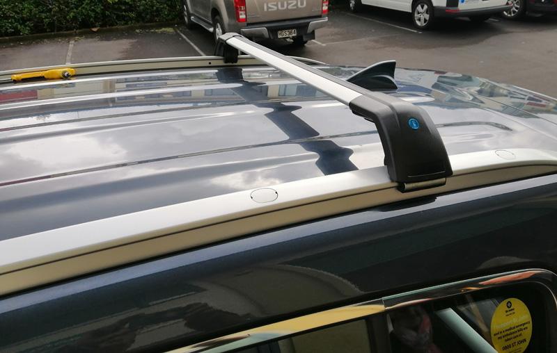 Kia Sportage roof rack