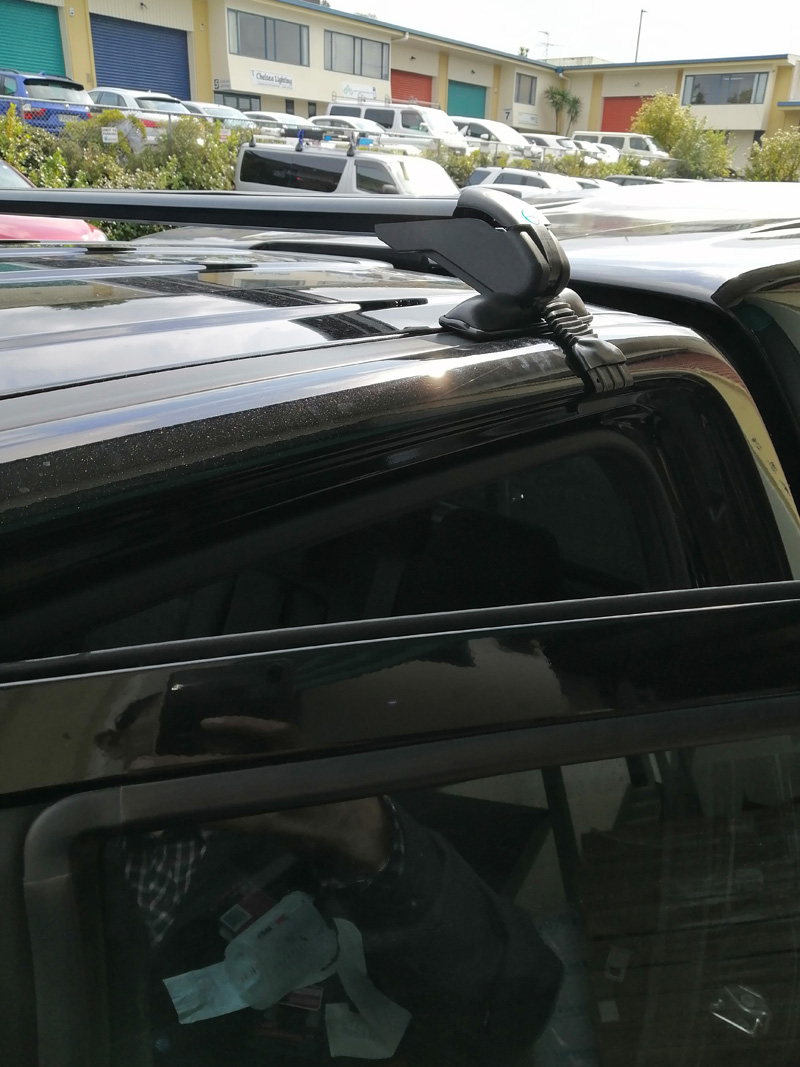 2003 Ford Fairmont Roof Rack