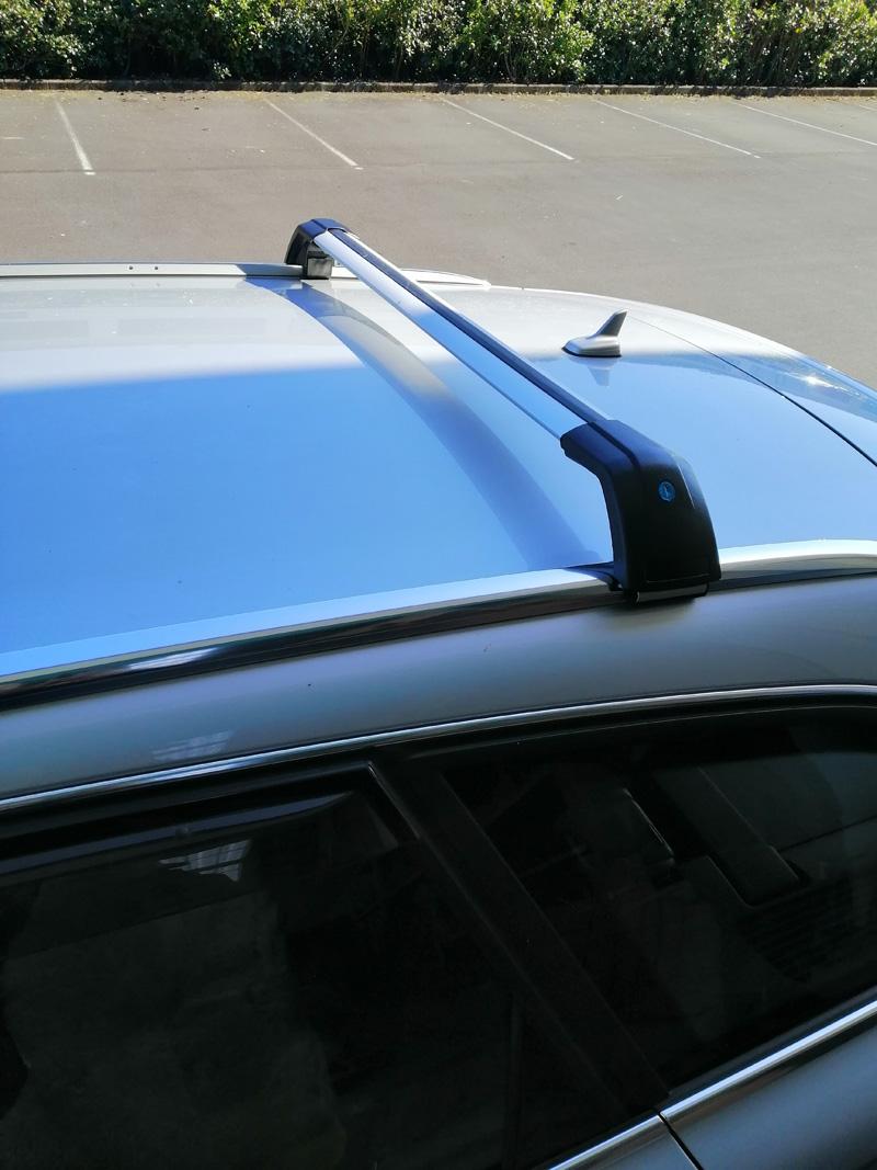 Audi A6 Roof Rack