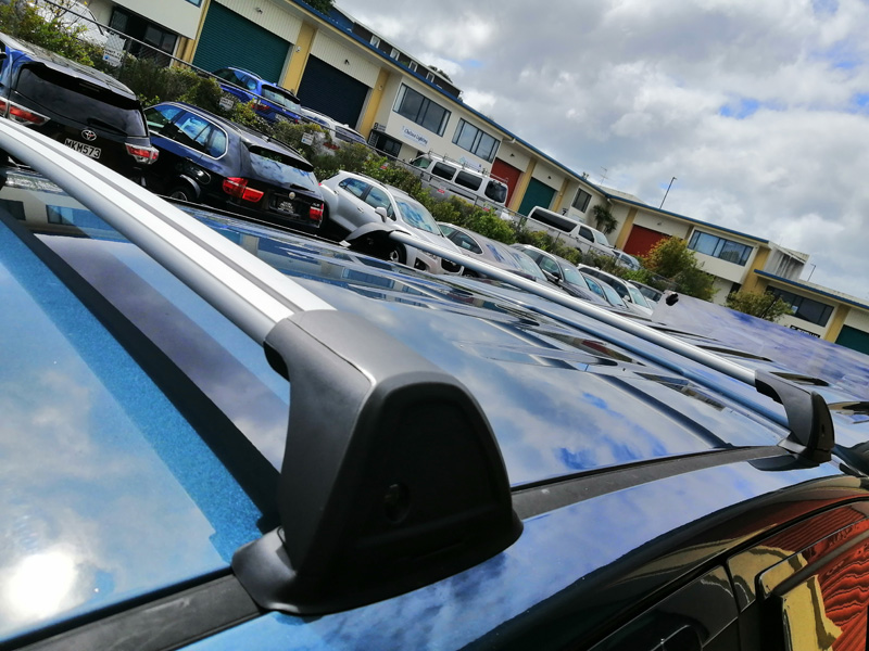 Holden Colorado Roof rack