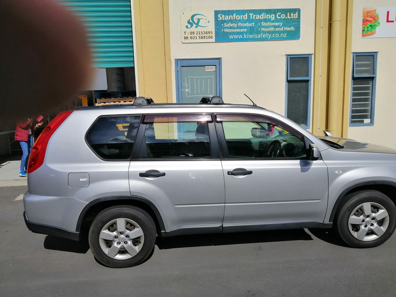 Nissan X-trail Roof Rack