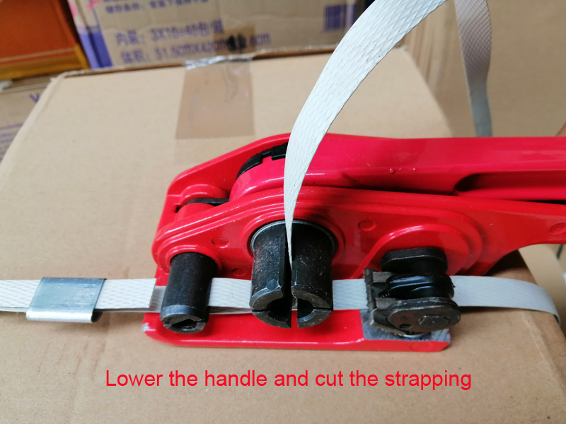Heavy-duty PET Strapping Kit