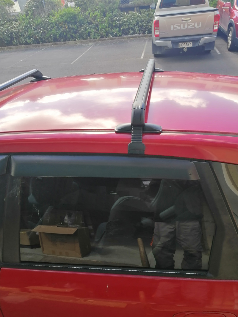 Honda Civic Roof Rack