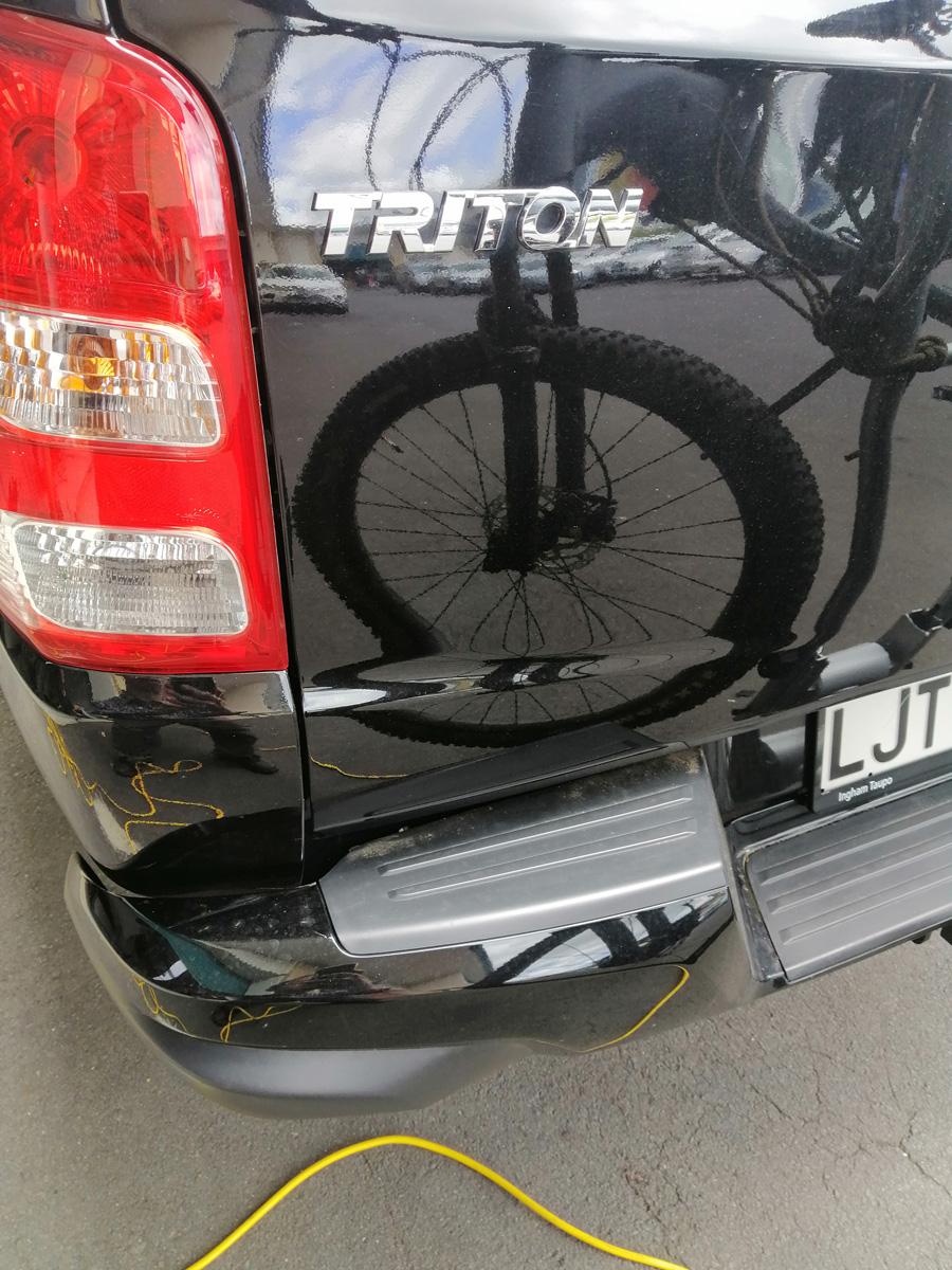Mitsubishi Triton Roof Racks